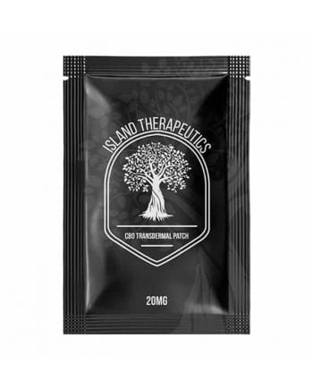 CBD Patches from Island Therapeutics