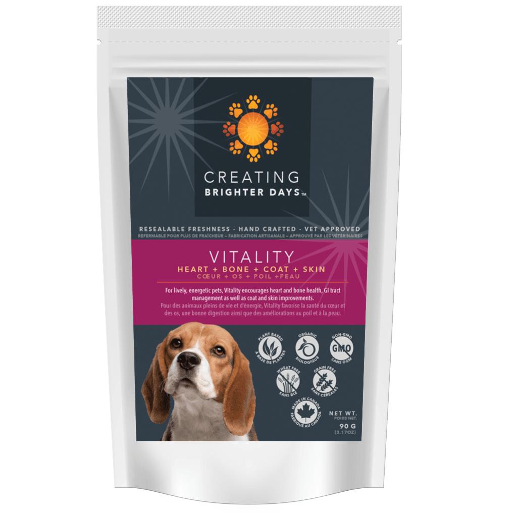 Vitality CBD Pet treats