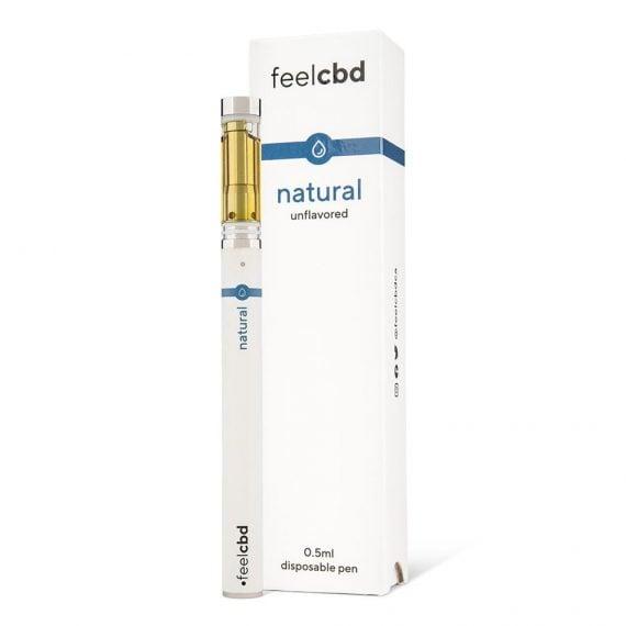 CBD Vape Pen FeelCBD Natural