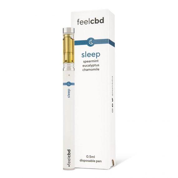 Sleep CBD Vape Pen from feelcbd