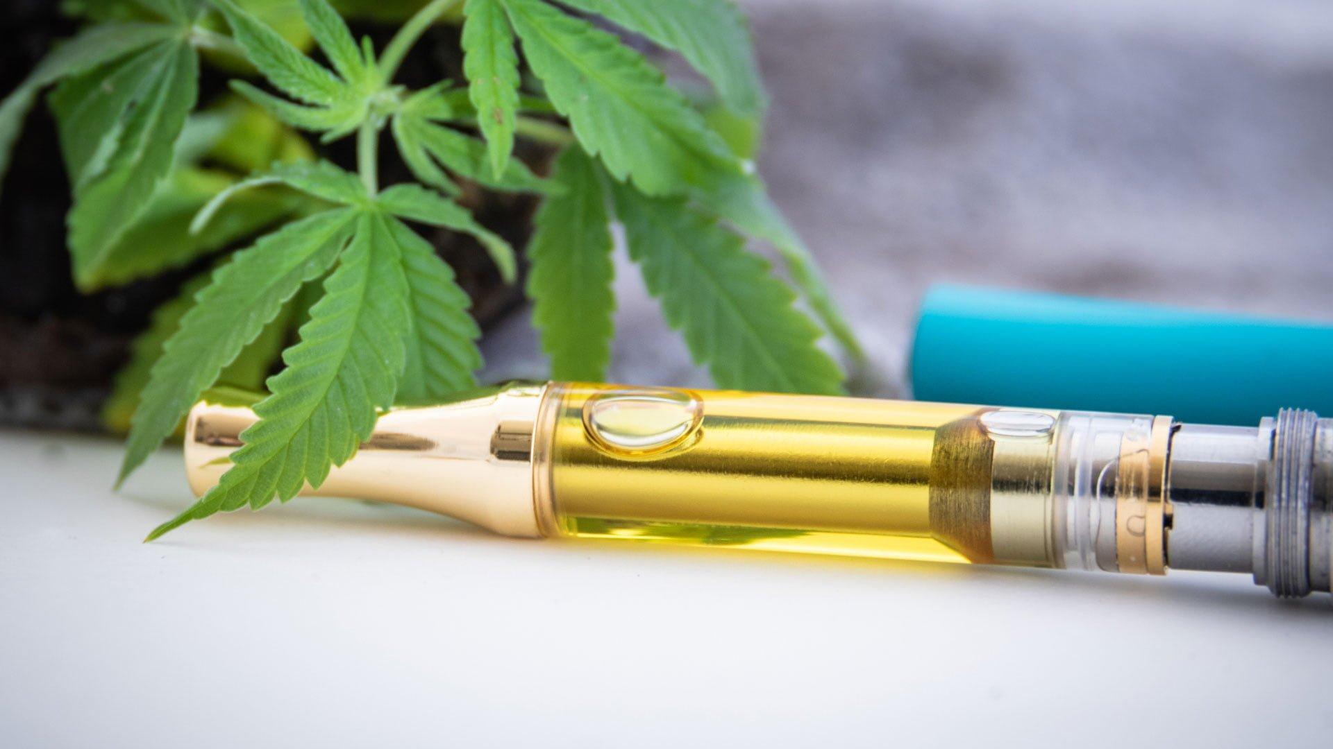 THC Vape Pen
