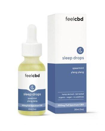 CBD Oil for Sleep Tincture from FeelCBD