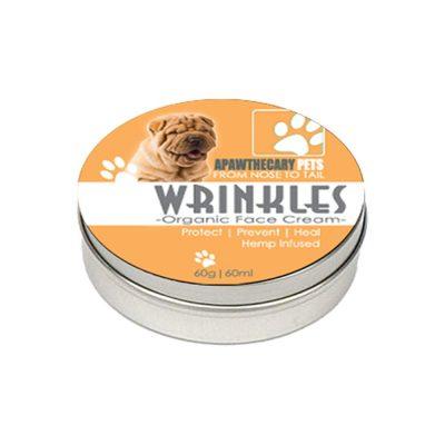 Hemp face cream for dogs