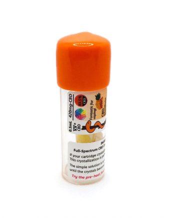 CBD Vape Oil Cartridge Pineapple Express Viridesco Labs