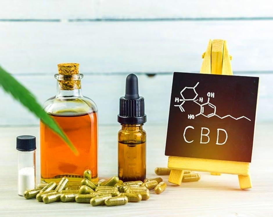 full spectrum cbd oil and cbd isolate